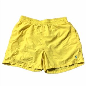 Mens Polo Ralph Lauren Size L Swim Shorts